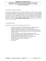 Tehnički izvještaj o ispititvanju po R 36.03