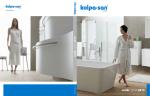 Cenik kopalniške opreme KOLPA SAN