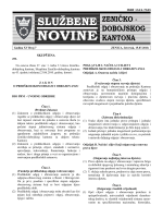 Zakon o vladi - Federalno ministarstvo kulture i sporta
