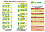 Kalendar odvoza otpada - Eko Murvica doo Crikvenica