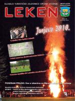 Leken 58 2010 - Turistička zajednica Općine Lekenik