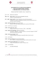 Program - Agencija za javno