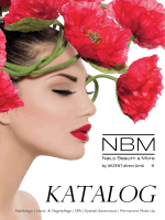 Καταλογος NBM - EDK Nail Group