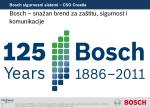 Bosch sigurnosni sistemi – CSO Croatia