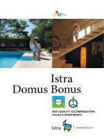 Istra Domus Bonus - Turistička zajednica Općine Raša