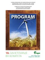 Program 10. Savjetovanja (pdf)