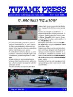 """17. AUTO RALLY """"TUZLA 2013"""""""