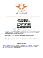 COPYRIGHT AND CITATION CONSIDERATIONS FOR THIS THESIS