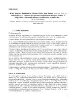 PRILOG 1 Kula Jankovića status 03/2013