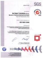 ISO 9001:2008 - BATIMAT