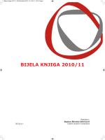 Bijela knjiga 2010/11