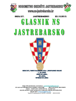 glasnik 27 - NS Jastrebarsko