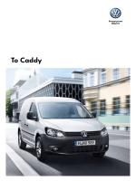 Το Caddy - Volkswagen Επαγγελματικά Οχήματα