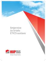 Smjernice za izradu ETICS sustava PDF