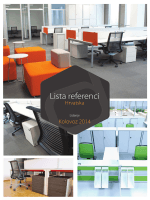Lista referenci - Delight Office