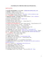 SIJEČANJ 2014 - Vrhbosanska nadbiskupija