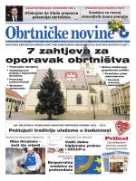 Obrtničke novine - Udruženje obrtnika Labin