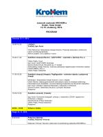 Program sastanka pogledajte ovdje