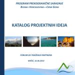 Katalog projektnih ideja