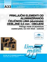 Preuzmite katalog - Lim-mont