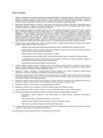 Opće odredbe - HYPO ALPE-ADRIA