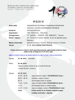 P O Z I V - Taekwondo HRBAT