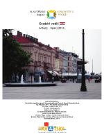 Gradski vodič - Turistička zajednica grada Slavonskog Broda