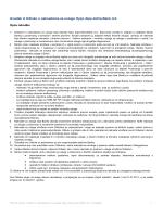odluka o naknadama za usluge - HYPO ALPE-ADRIA
