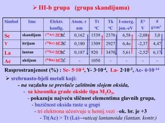 12. предавање - Прелазни елементи - 3б
