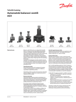 Automatski balansni ventili ASV