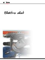 Elektro alat - eXtraMont.hr