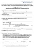 Potvrda o uporabljivosti izvedene el. instalacije