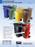 Posude za otpad