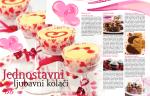 Jednostavni ljubavni kolači
