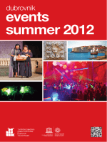 events summer 2012