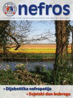 Nefros 1-2010 - Zajednica udruga dijaliziranih i transplantiranih
