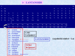 Лантаноиди и актиноиди