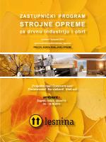 STROJNE OPREME - Lesnina Inženiring