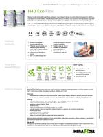 H40® Eco Flex - the Kerakoll products area