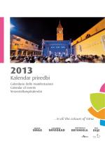2013 - Colours of Istria