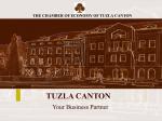 TUZLA CANTON Your business partner