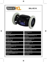BXL-RC10 - Elektronik Lavpris ApS