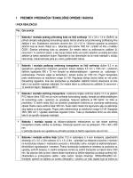 Prilog 2 - Tehnička specifikacija (SRB)