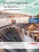 Bosch: naglasak na brzinu.