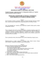 pravilnik o kriterijima za dodjelu stipendija djeci