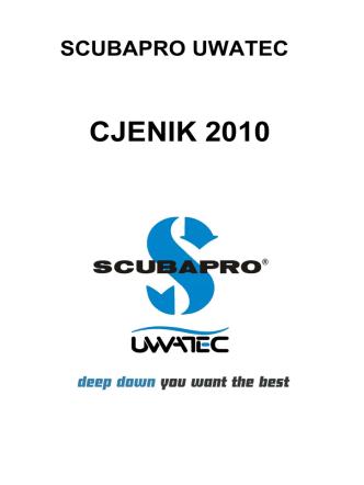 CJENIK 2010