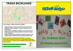 """31.05. od 09:00 h """"Dugave pedaliraju""""!"""