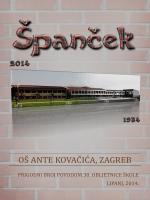 školskog lista Španček - Osnovna škola Ante Kovačića Zagreb