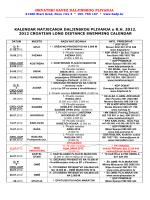 Kalendar d.p. 2012.pdf - Hrvatski savez daljinskog plivanja