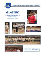 ovdje - Zajednica športskih udruga Grada Koprivnice